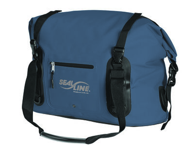 WideMouth Duffle- Blue