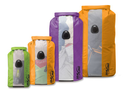 Bulkhead View dry bag, all colors