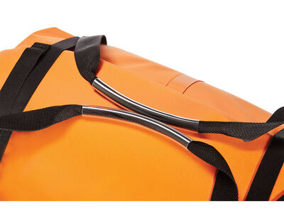 WideMouth Duffle- Orange Handle