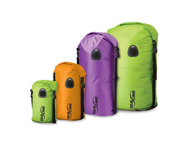 Bulkhead Compression dry bag, all colors