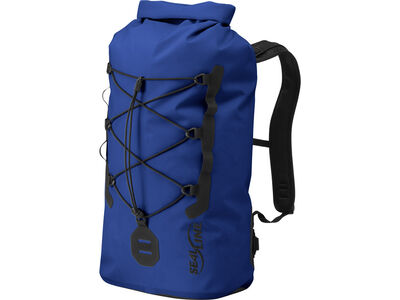 Bigfork drypack, Blue