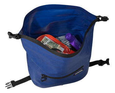 Seal Pak® Hip Pack | Heather Blue | Inside