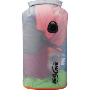 SealLine Discovery™ View Dry Bag | 20L | Orange