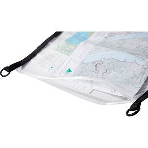 SealLine Map Case   Zipper Detail