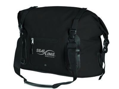 WideMouth Duffle- Black