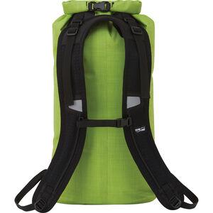 SealLine Skylake™ Dry Daypack | Heather Green | Back View