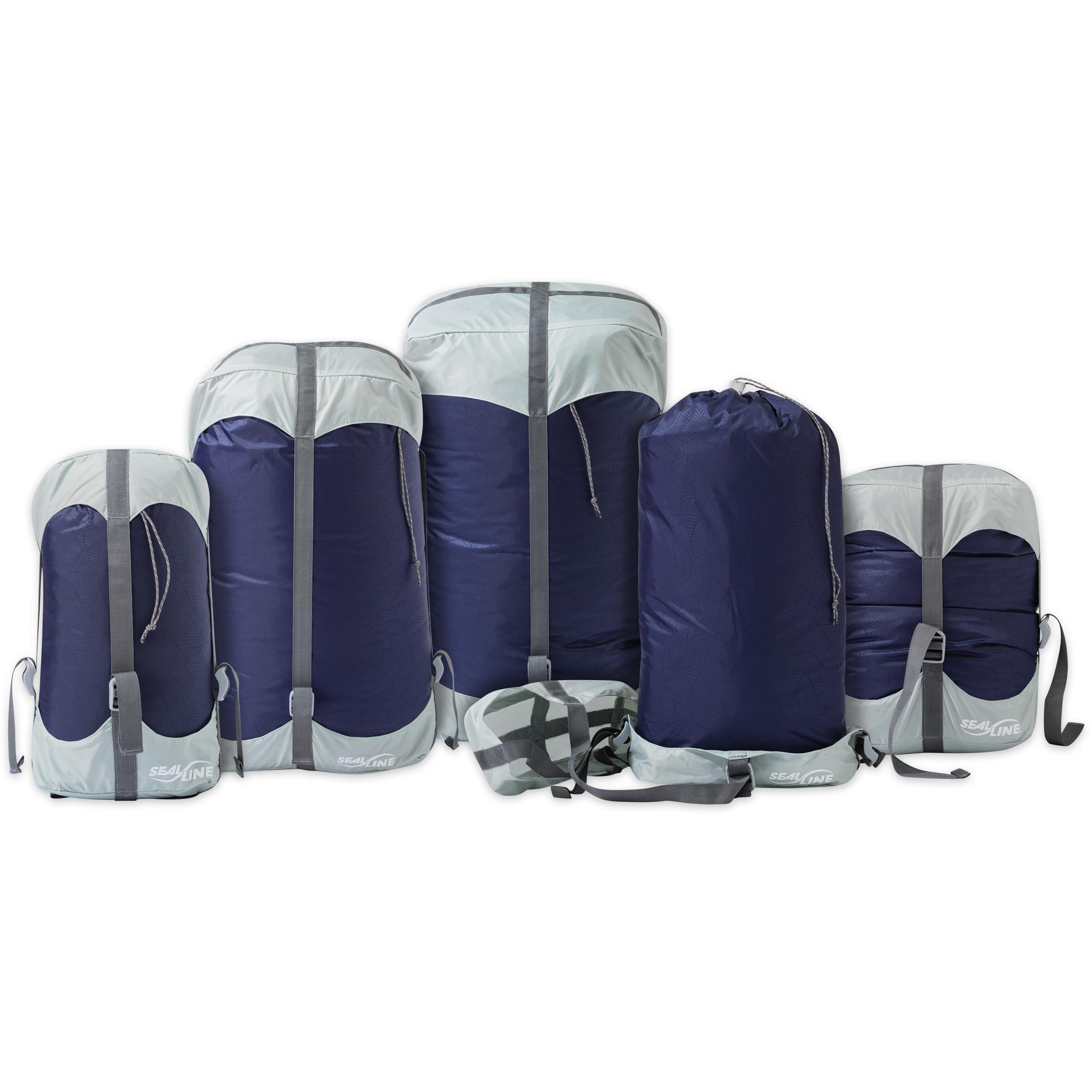SealLine BlockerLite Compression Cinch Sack Water-Resistant Stuff Sack